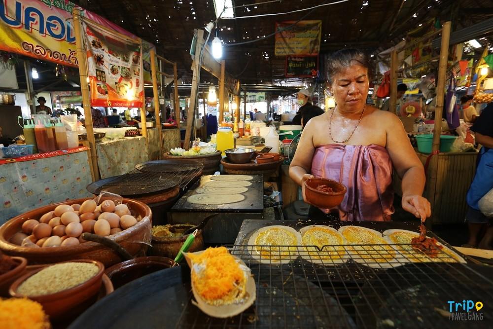 ตลาดคลองลัดมะยม