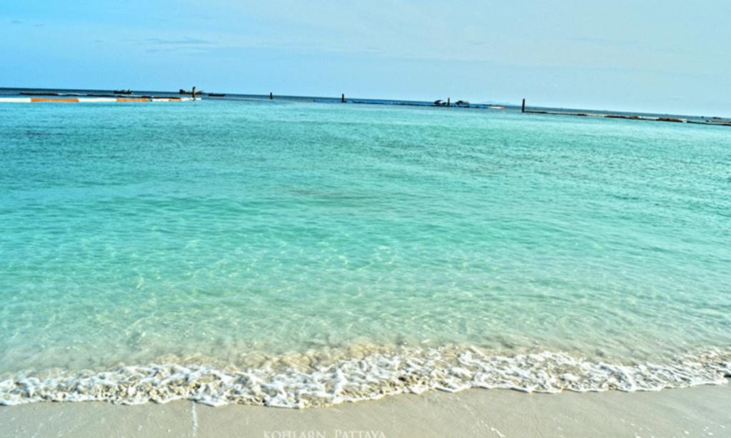 หาดตาแหวน เกาะล้าน