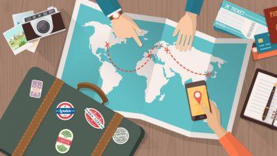 วางแผนเที่ยวหลีเป๊ะ จัดตารางการเดินทาง ขึ้นรถ นั่งเครื่องบิน ลงเรือ