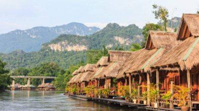 ที่พักติดริมแม่น้ำที่ดีที่สุดคุณต้องไปที่ ไทรโยค วิว ราฟท์ กาญจนบุรีเท่านั้น