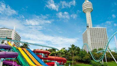 Pattaya Park ที่เที่ยวใกล้กรุงเทพ สำหรับวันหยุดยาวในเดือน ก.ค. นี้