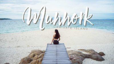 แนะนำสถานที่ท่องเที่ยวสำหรับคนที่หลงรักในทะเลกับ 'เกาะมันนอก' จังหวัดระยอง