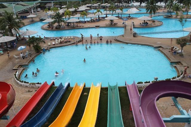 สวนสนุก Pattaya Park สไลด์เด้อ