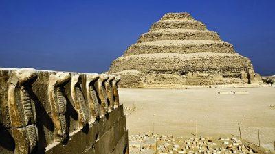 ท่องเมืองลึกลับของแดนปิระมิด – Saqqara – Siwa Oasis