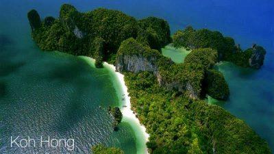 เกาะที่กระบี่ น่าไปเที่ยว หยุดยาวเมื่อไหร่ ต้องมาซักทริป