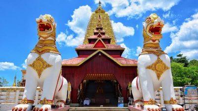 วัดเมืองกาญจนบุรี กับทริปวันหยุด  พาไหว้พระ 3วัดสวยงานนี้ต้องไม่พลาด