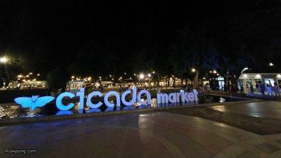 ซิเคด้า มาร์เกต ตลาดแฮนเมดชื่อดังของหัวหินกับบรรยากาศของการเดินเที่ยวชิลล์ๆ