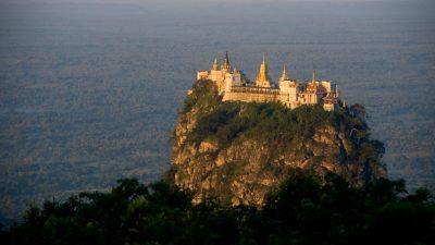 สถานที่ท่องเที่ยวพม่า บอกเลยว่าบรรยากาศดีน่าเที่ยว สายคนชอบเที่ยวบอกเลยว่าไม่ควรพลาด