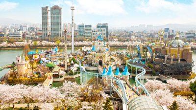 สถานที่ท่องเที่ยวประเทศเกาหลี ที่บอกเลยว่ามีความสวยงามและน่าไปเที่ยวมาก ๆ สายคนชอบเที่ยวไม่ควรพลาด
