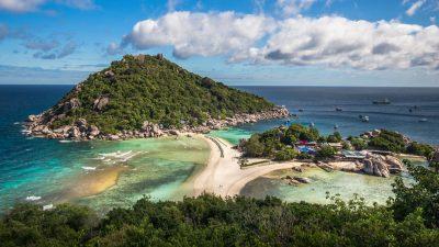 เกาะเต่าเกาะนางยวน เป็นแดนสวรรค์ของนักท่องเที่ยวที่มาแล้วก็ต้องบอกว่าสุดยอด