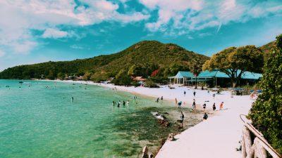 เกาะล้าน กับทริปกระทันหันสามารถเที่ยวไป กลับ ได้ภายในวันเดียว
