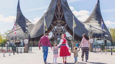Efteling สวนสนุกแนวแฟนตาซีอันลือชื่อประจำเนเธอร์แลนด์