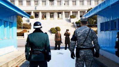 เขตปลอดทหาร ไม่ง้อทัวร์ได้ด้วยตนเอง ที่ชายแดนเกาหลีเหนือ-เกาหลีใต้